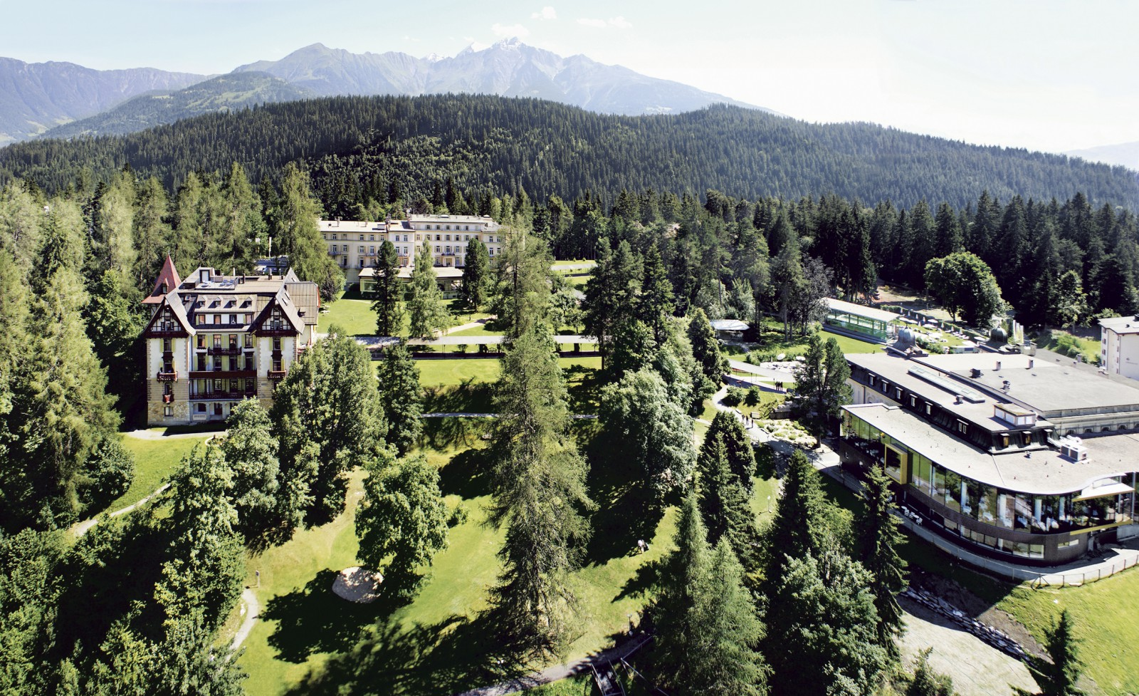 Fotos: Waldhaus Flims Mountain Resort & Spa