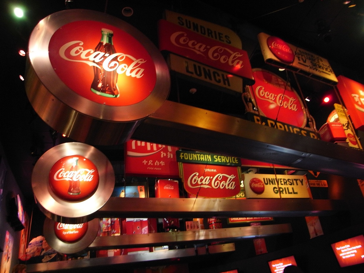 Bestes Marketing ever: World of Coca-Cola im Centennial Olympic Park