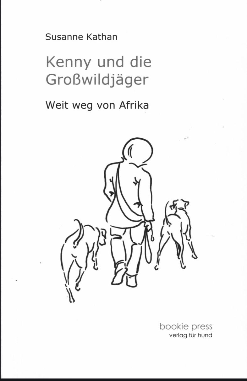 Buch-Cover Kenny und die Großwildjäger