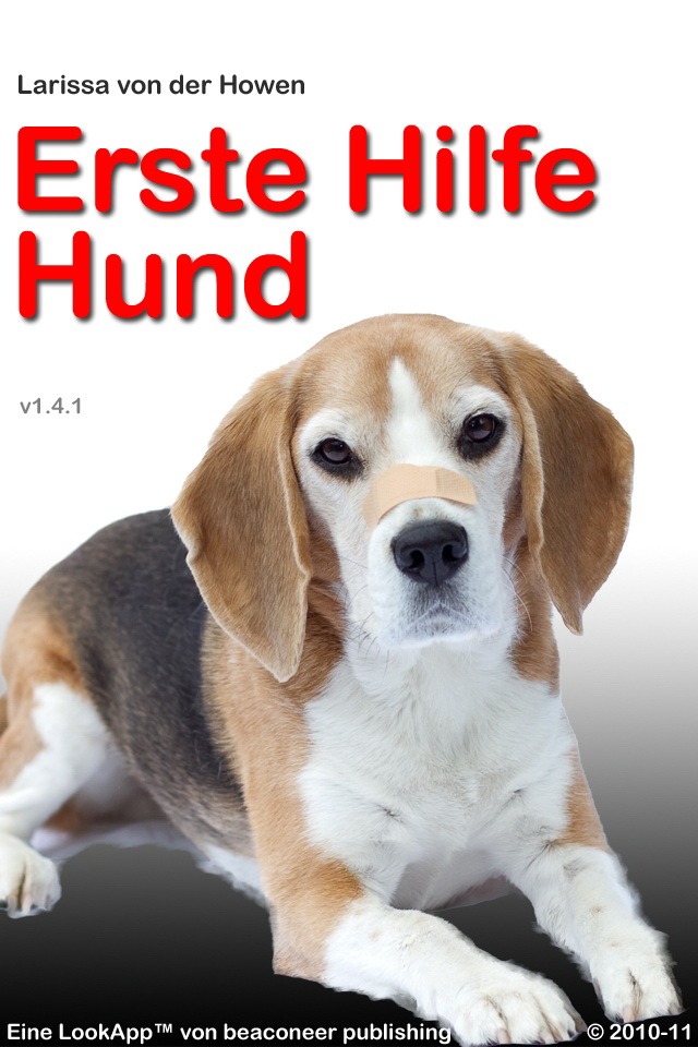 Erste-Hilfe-App für den Hund