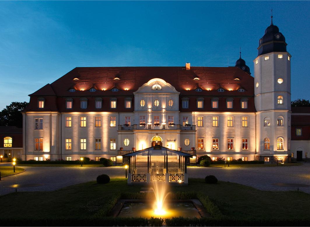 Schlossurlaub im Land Fleesensee Foto: Radisson Blu Resort Schloss Fleesensee