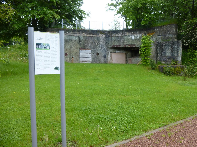 Alter Bunkeranlagen