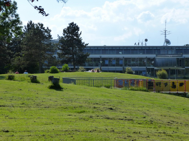 Mantrailing im Park bei FFH in Bad Vilbel