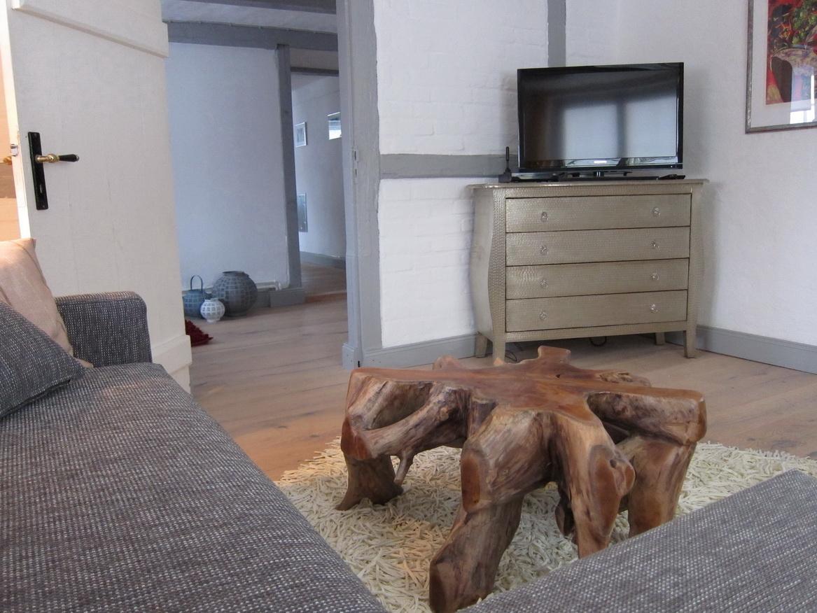 ... Design bis hin zum Wohnzimmertisch ... Foto: Landlust-Ferienhaus.de