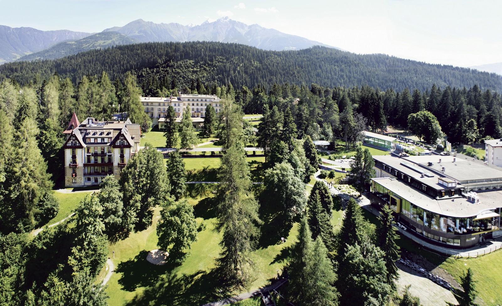 Fotos: Waldhaus Flims Mountain Resort & Spa
