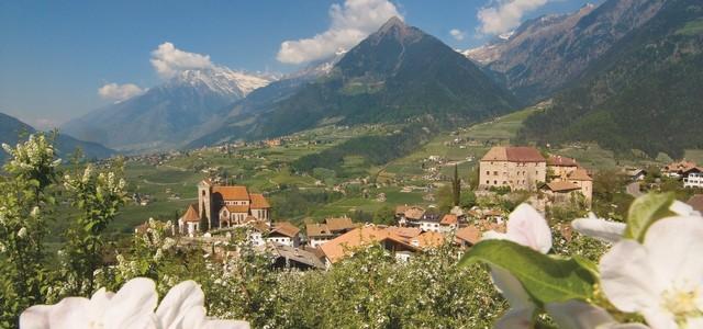 Schenna in Südtirol Foto: www.schenna.com