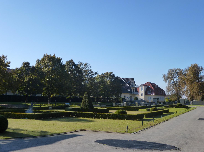 Schlossauffahrt