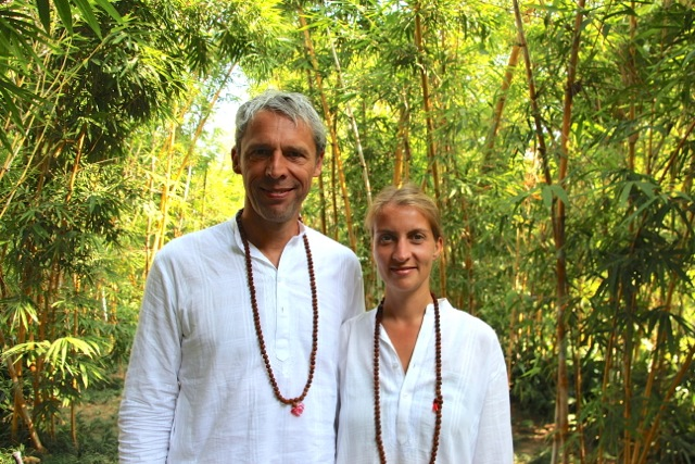 Dirk und Susanne - ein Paar auf Reisen
