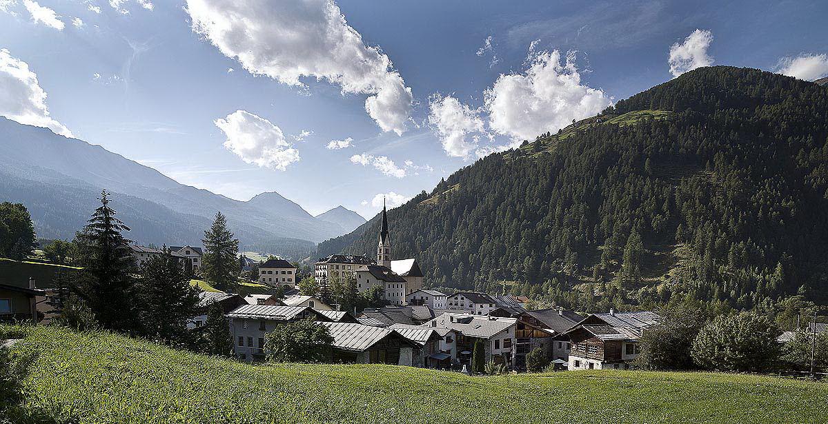 Romantische Dörfer