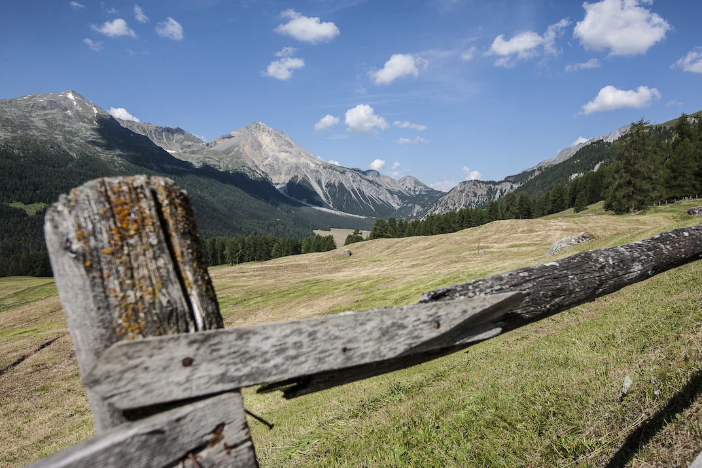 Piz Umbrail - zum höchsten Pass der Schweiz