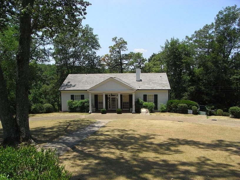 Rooselvelt's Little White House