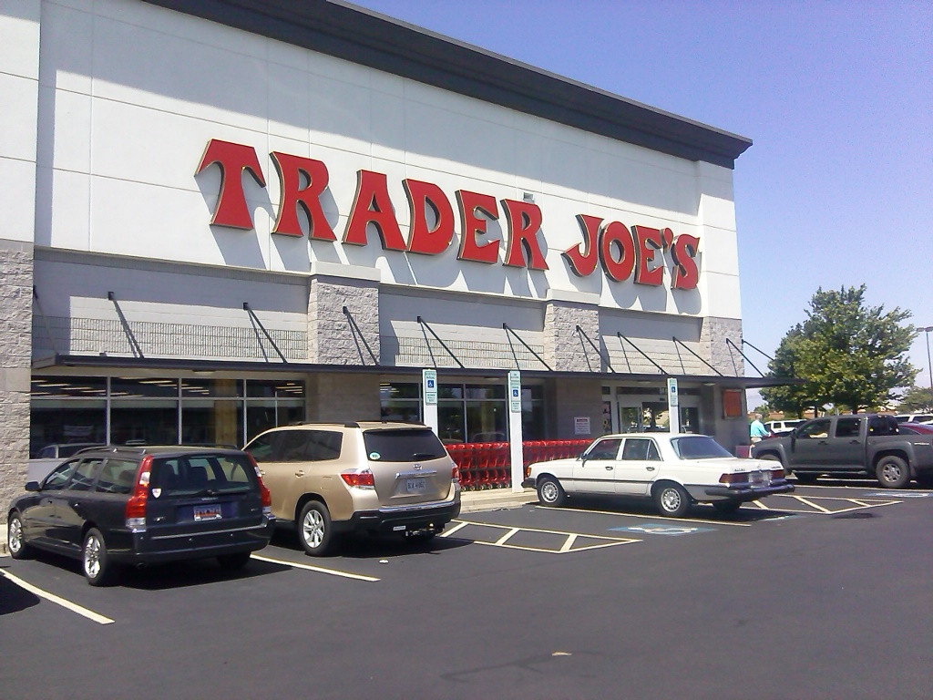 TraderJoe's in Greenville, North Carolina
