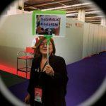Pia Kleine-Wieskamp hat zum Insta-Walk geladen auf die Buchmesse 2014 geladen