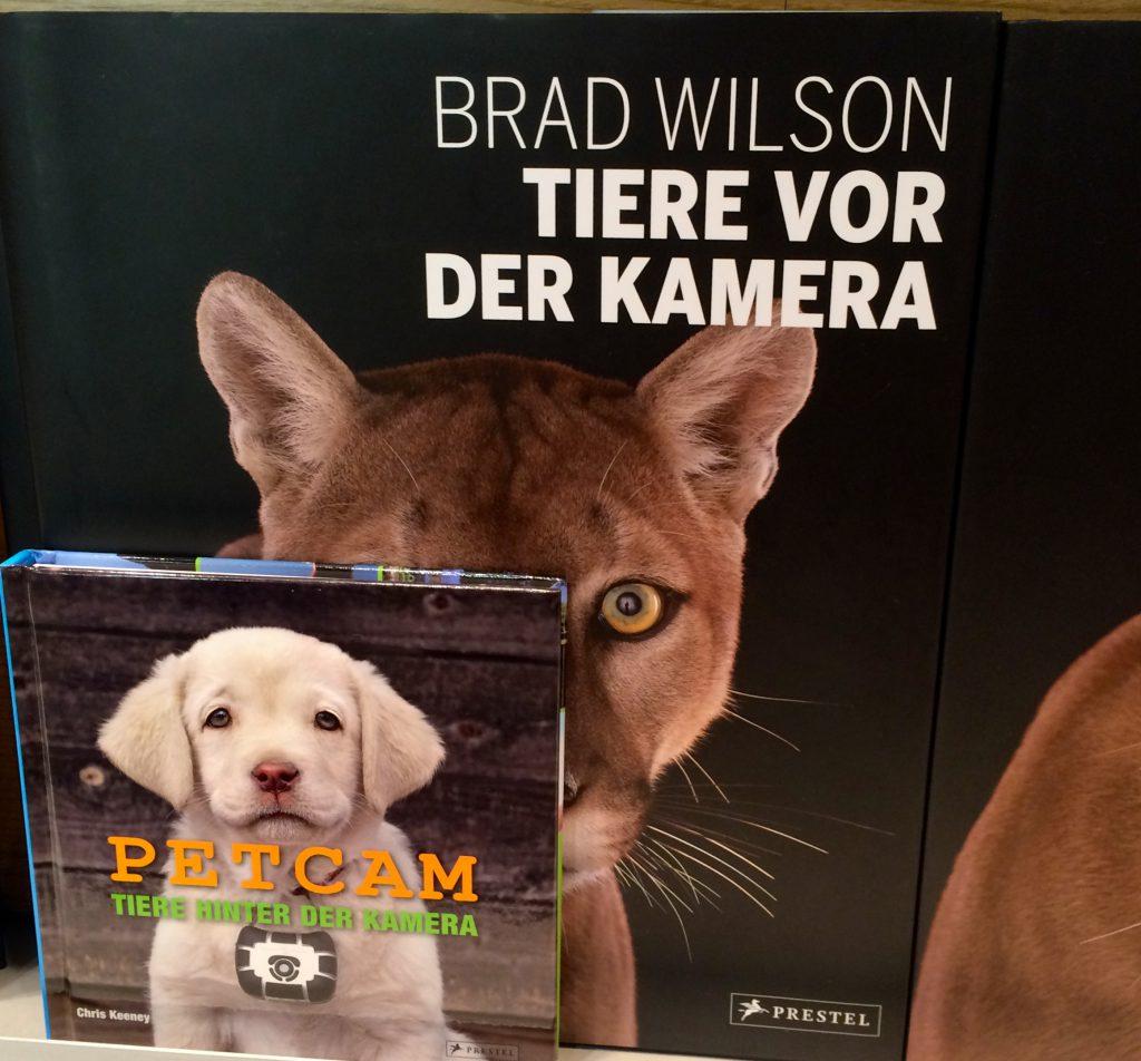 Der Prestel Verlag hat auch Tierbücher im Programm