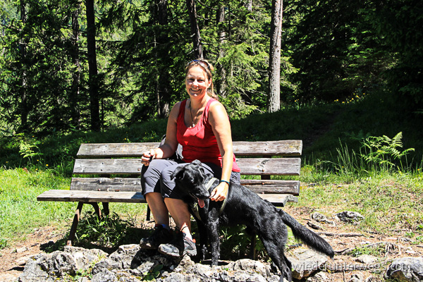 Wandern Donnersbachwald Steiermark