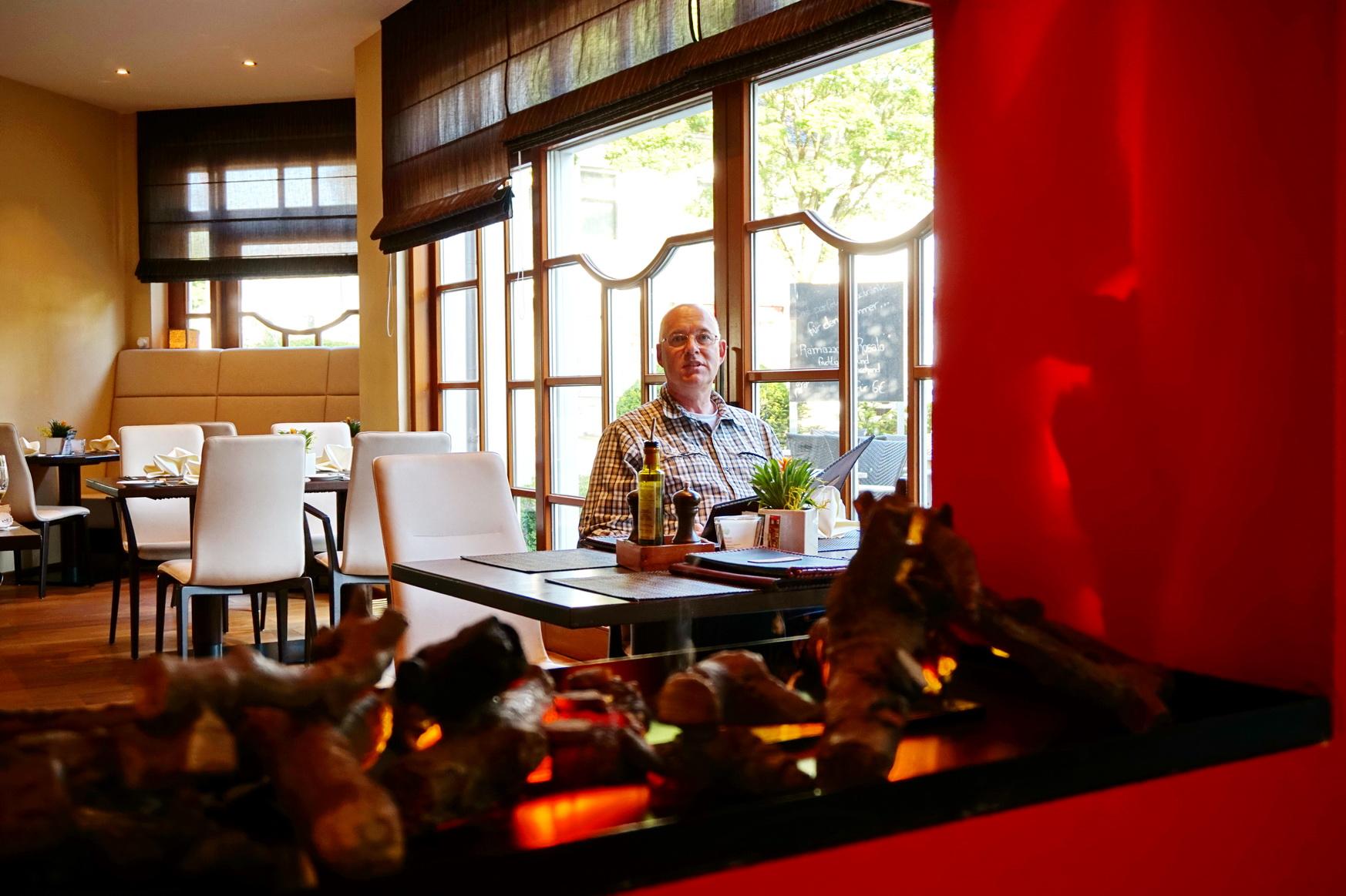 Restaurant Sunderland im Sunderland Hotel in Sundern im Sauerland