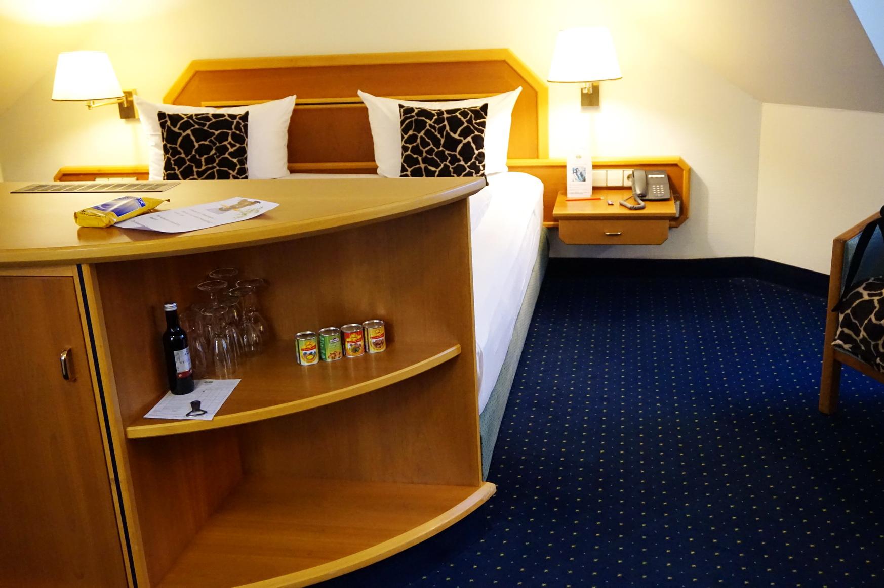 Superior-Doppelzimmer im Sunderland Hotel in Sundern im Sauerland