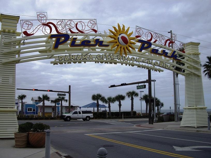 Pier Park Center, Panama City Beach, Florida
