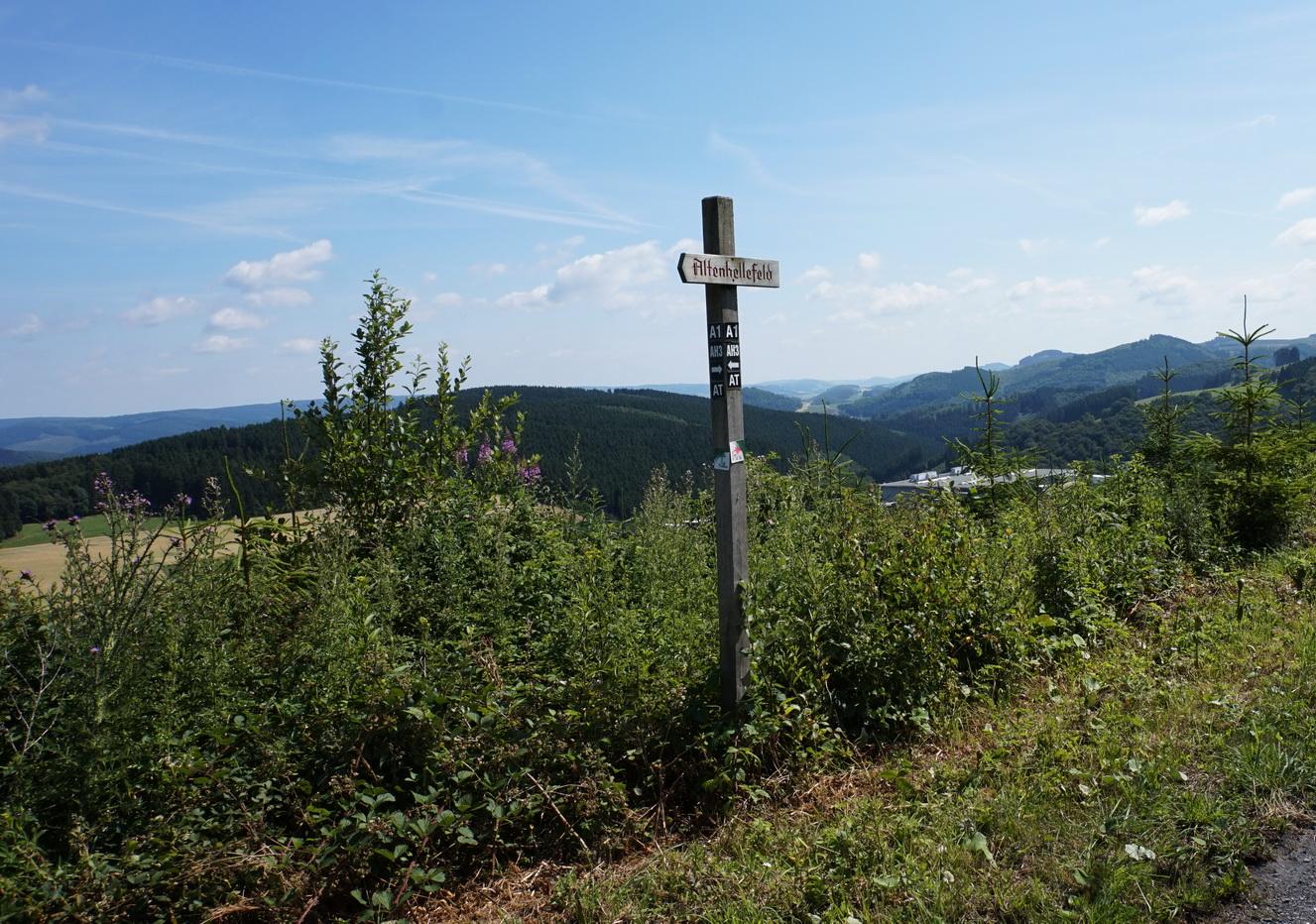 Wandergebiet Altes Testament Sauerland 8