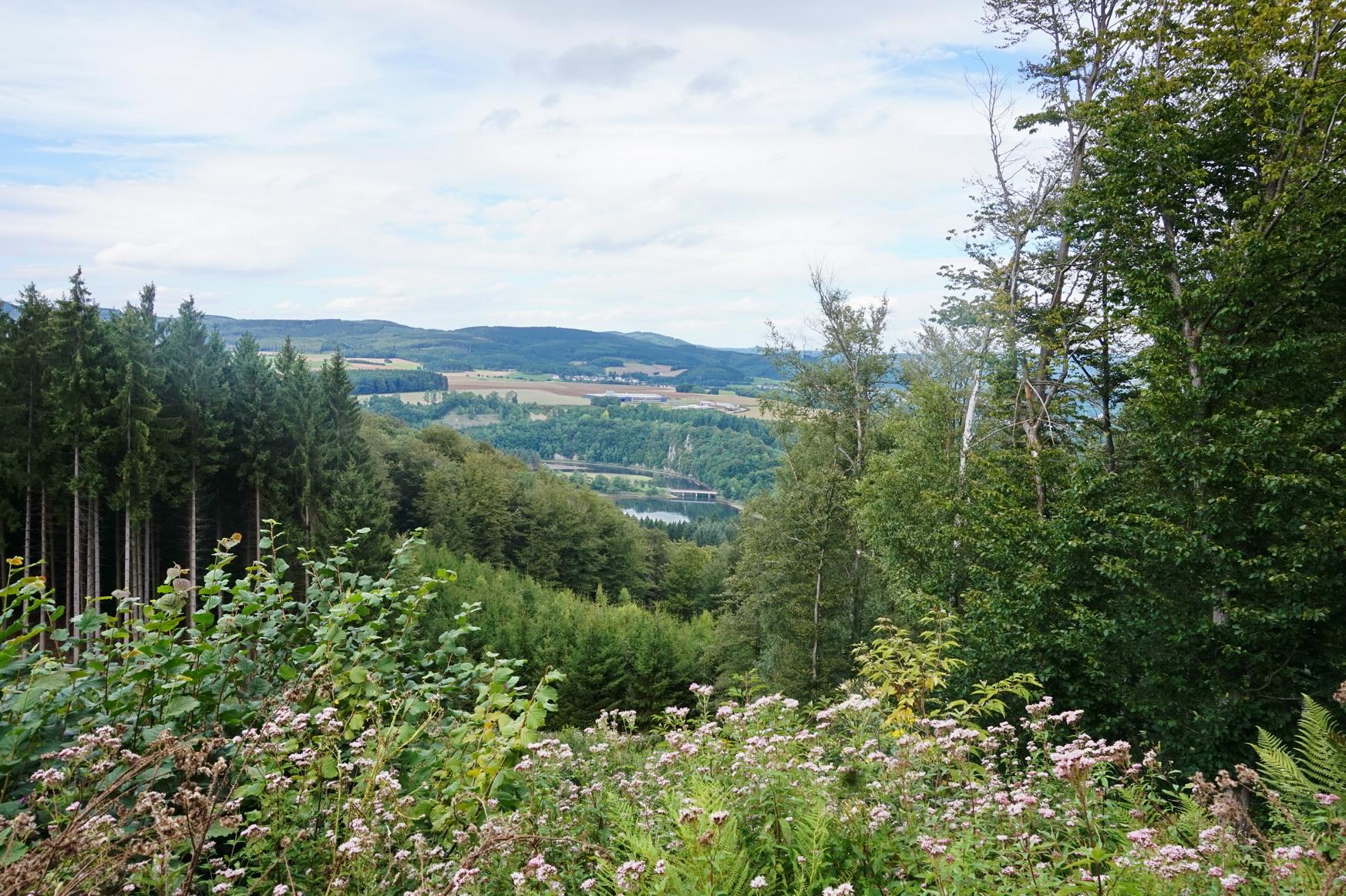 Burg Schnellenberg Attendorn Wandern 23