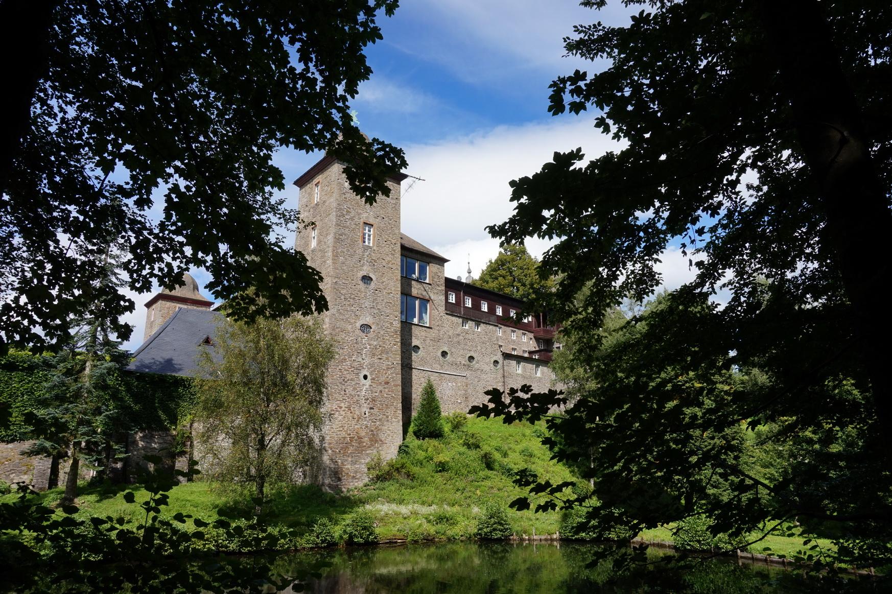 Burg Schnellenberg Attendorn Wandern 5