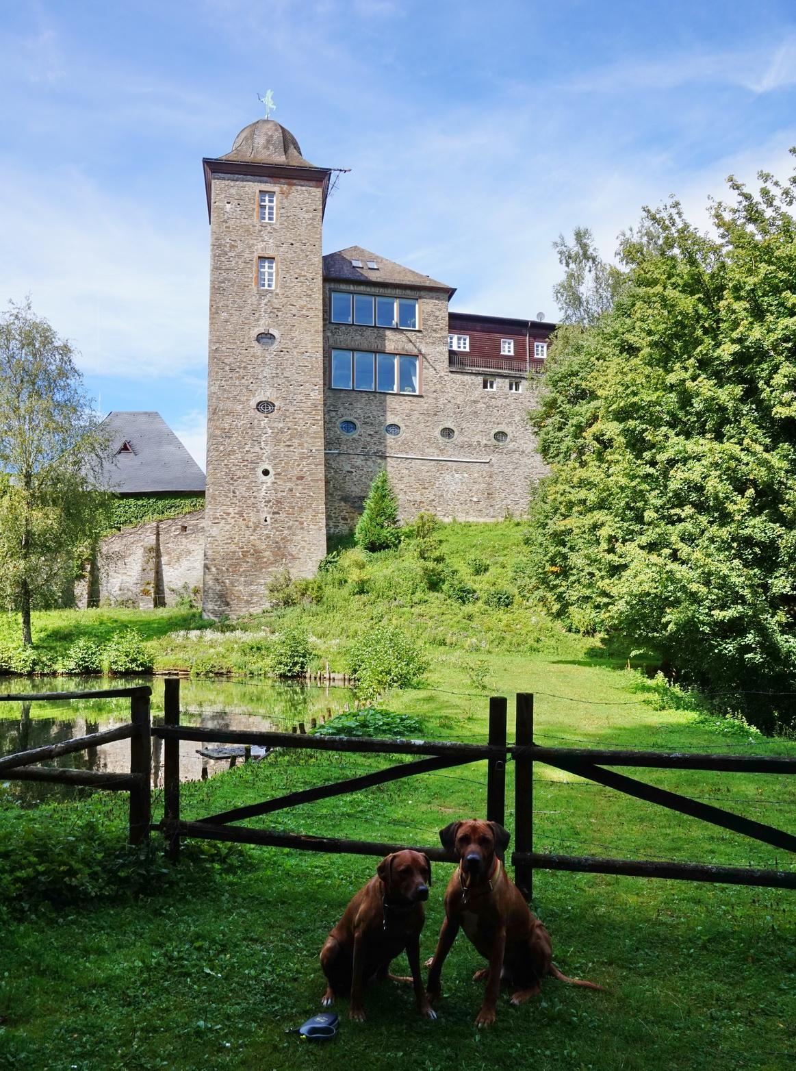 Burg Schnellenberg Attendorn Wandern 6