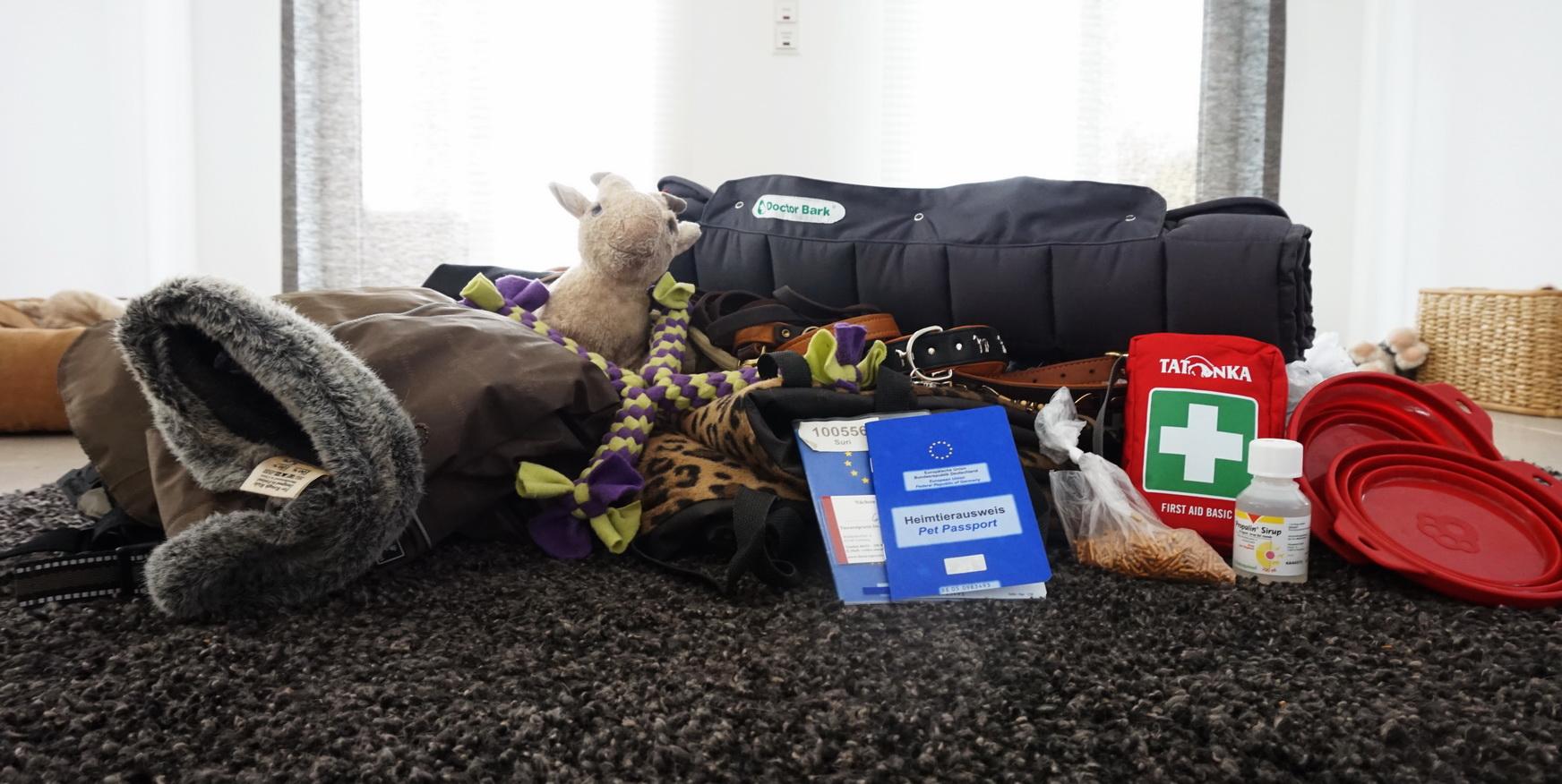Texel4Dogs Hundegepaeck