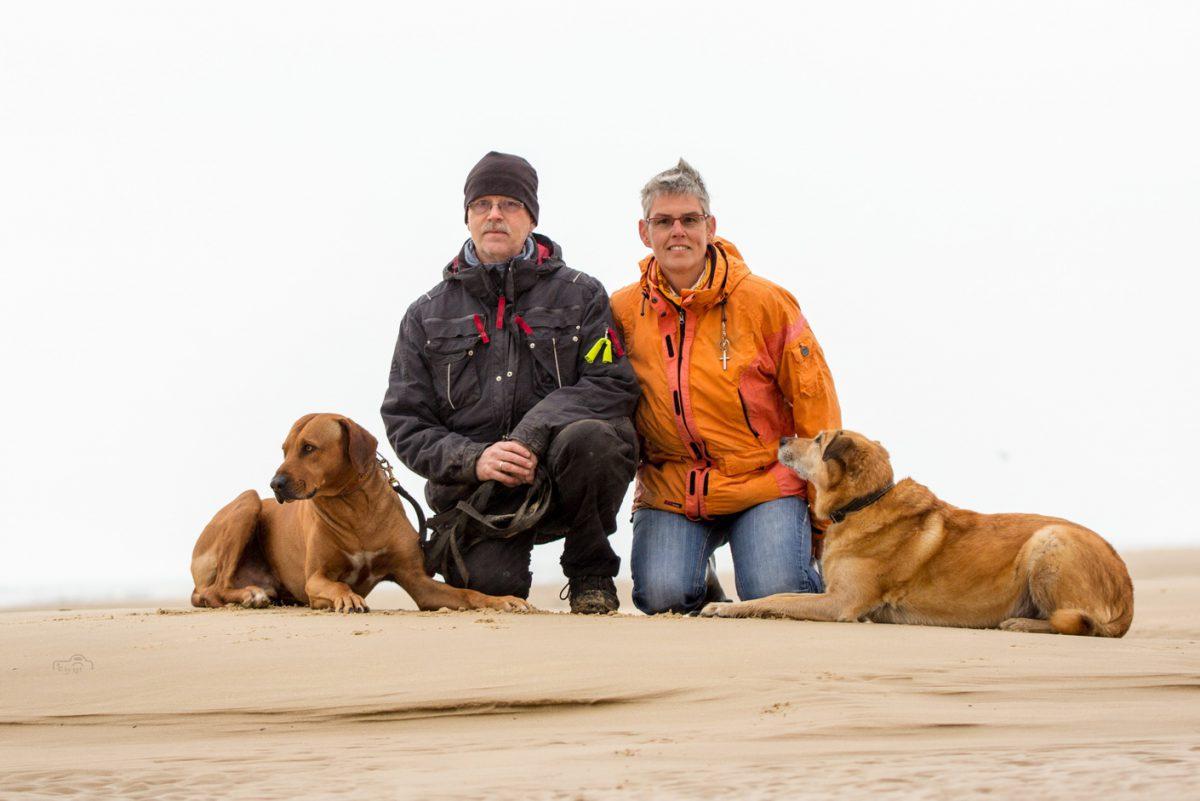 Die Pfeiffers in der Normandie - Strandvergnügen ohne Ende
