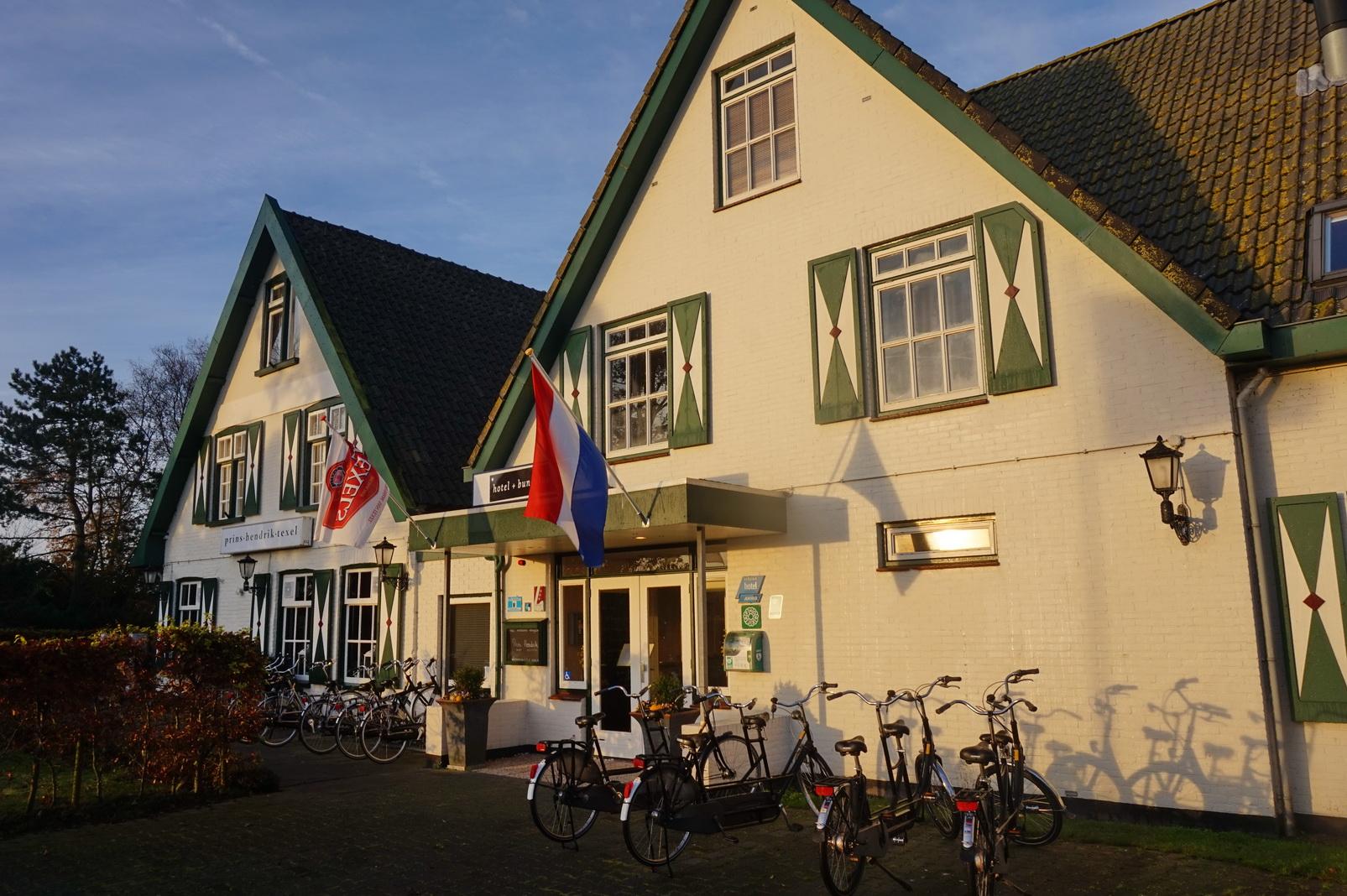 Texel Hotel Prins Hendrik Aussen 1