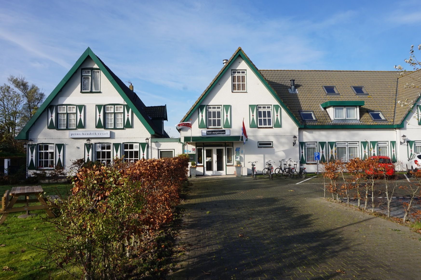 Texel Hotel Prins Hendrik Aussen 2