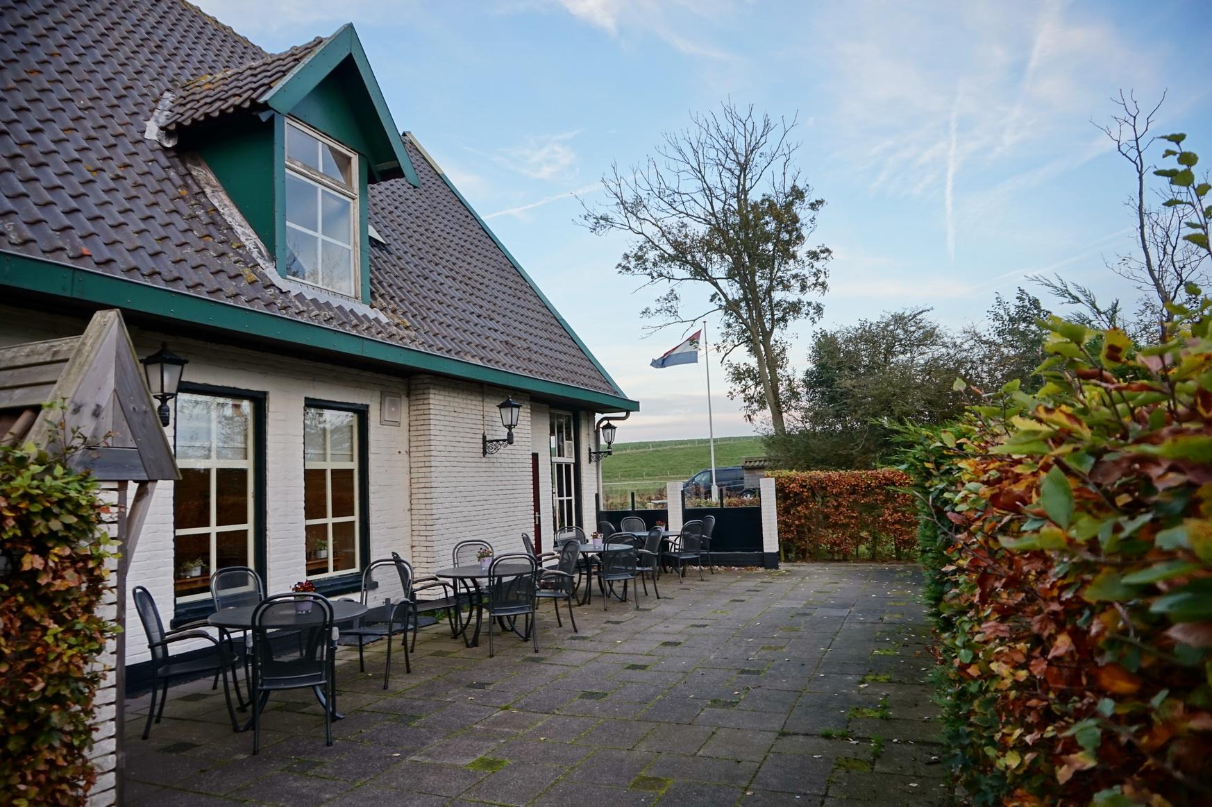 Texel Hotel Prins Hendrik Terrasse