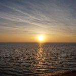 Sonnenaufgang auf Texel