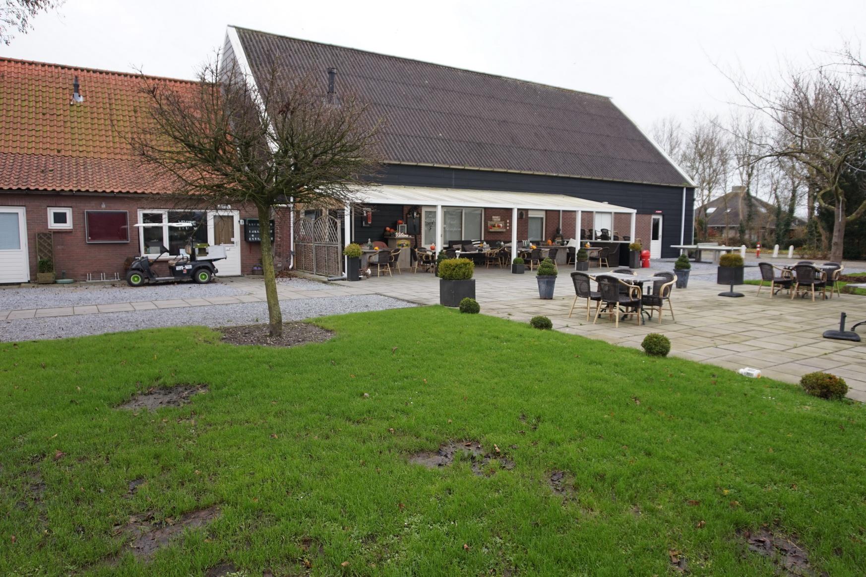 "Rezeption, Café, Restaurant und Treffpunkt im ""Oud-Kempen"""