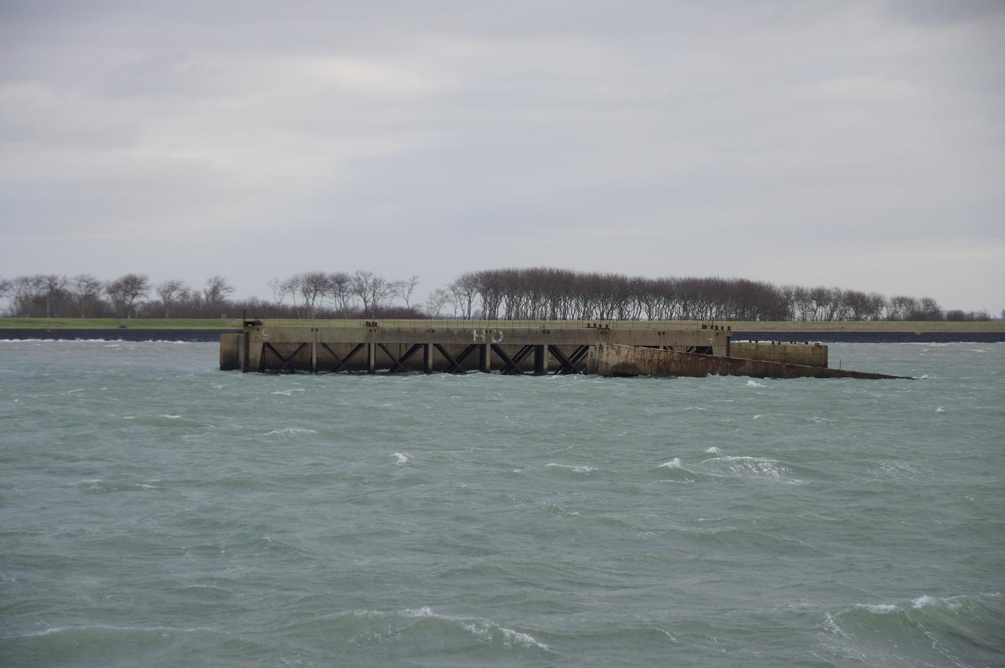 Zeeland - MS Onrust Oosterschelde TH 7
