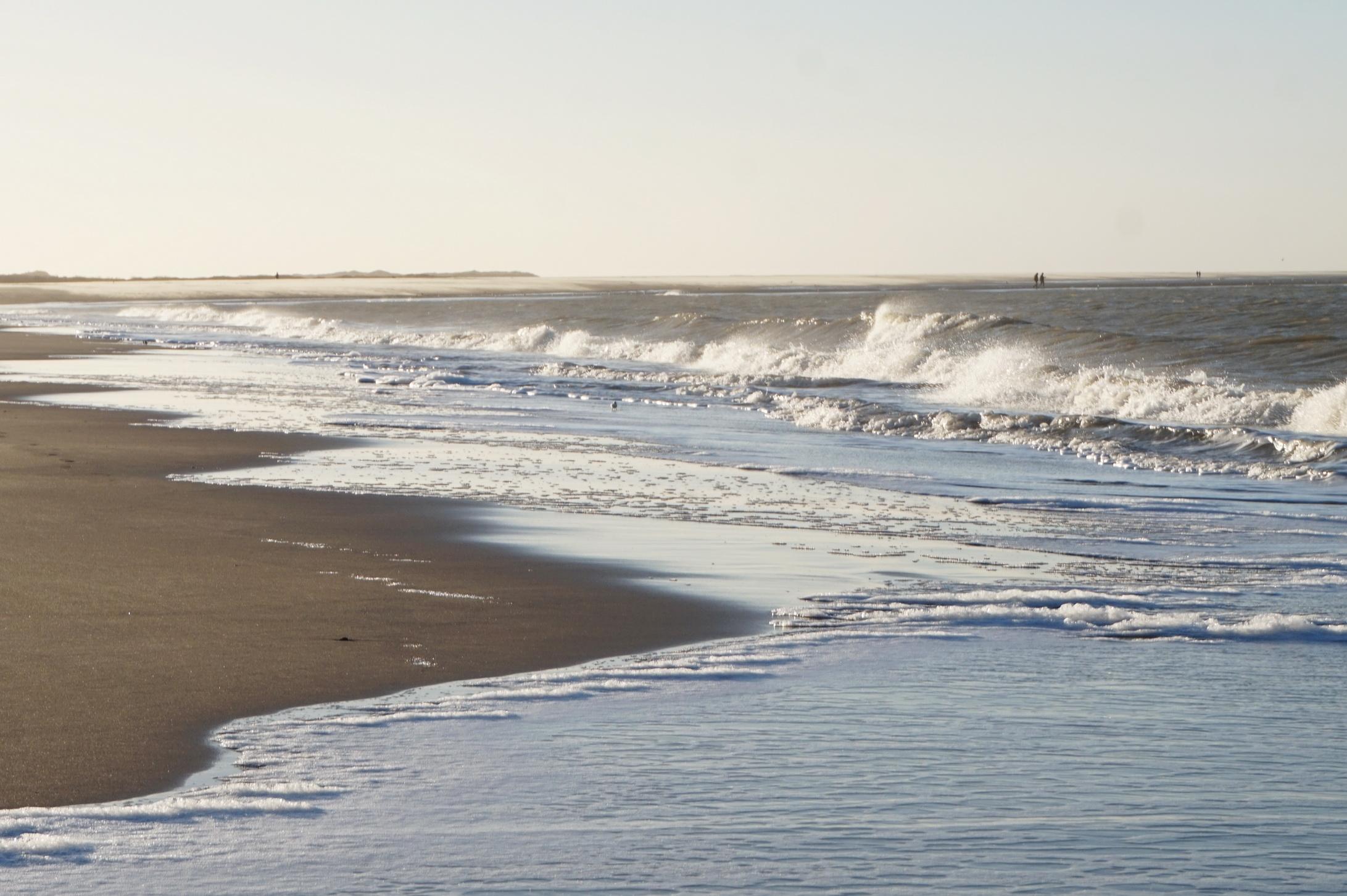 Der Wind und die Wellen ... das hatte etwas ganz besonderes
