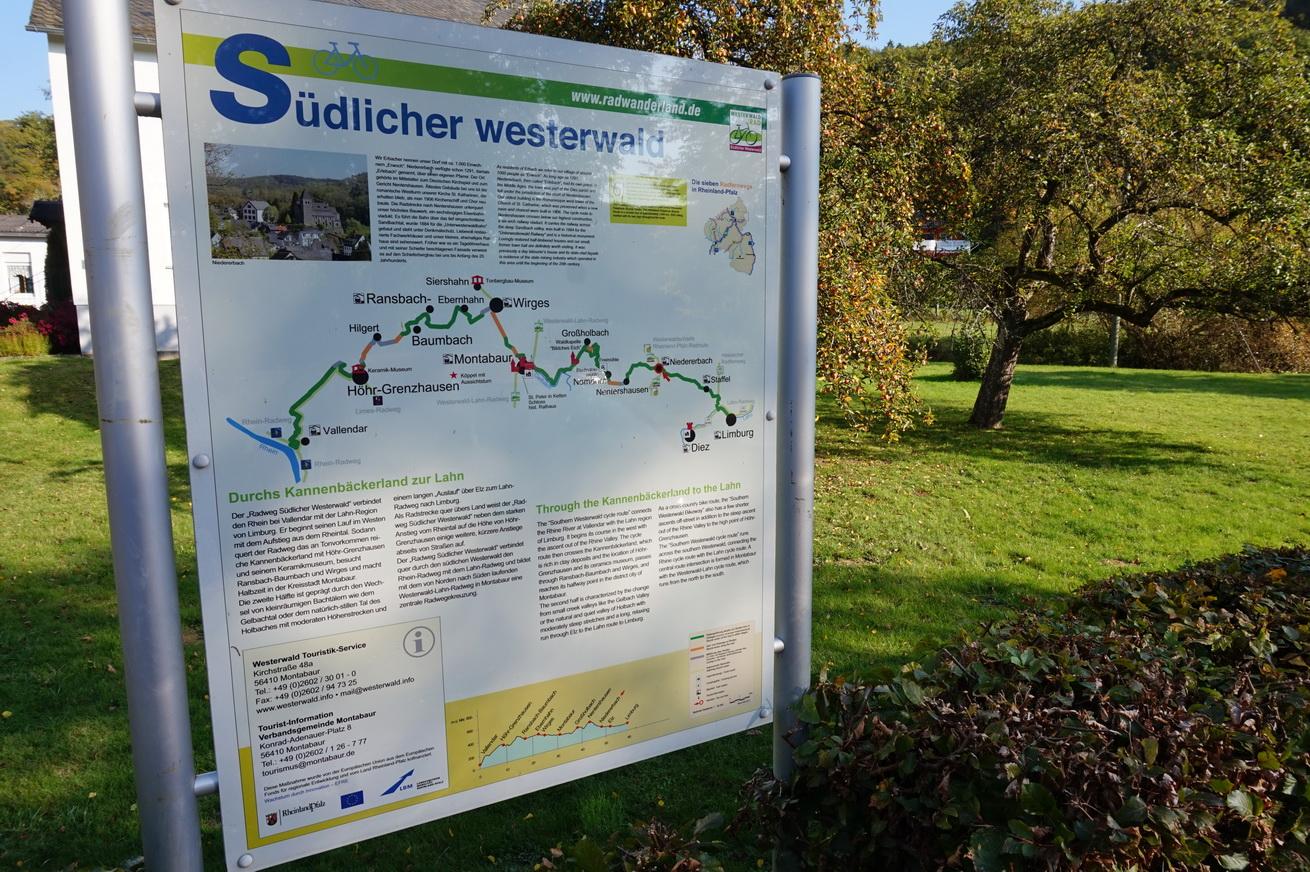 Milanwanderwege Niedererbach Westerwald 3