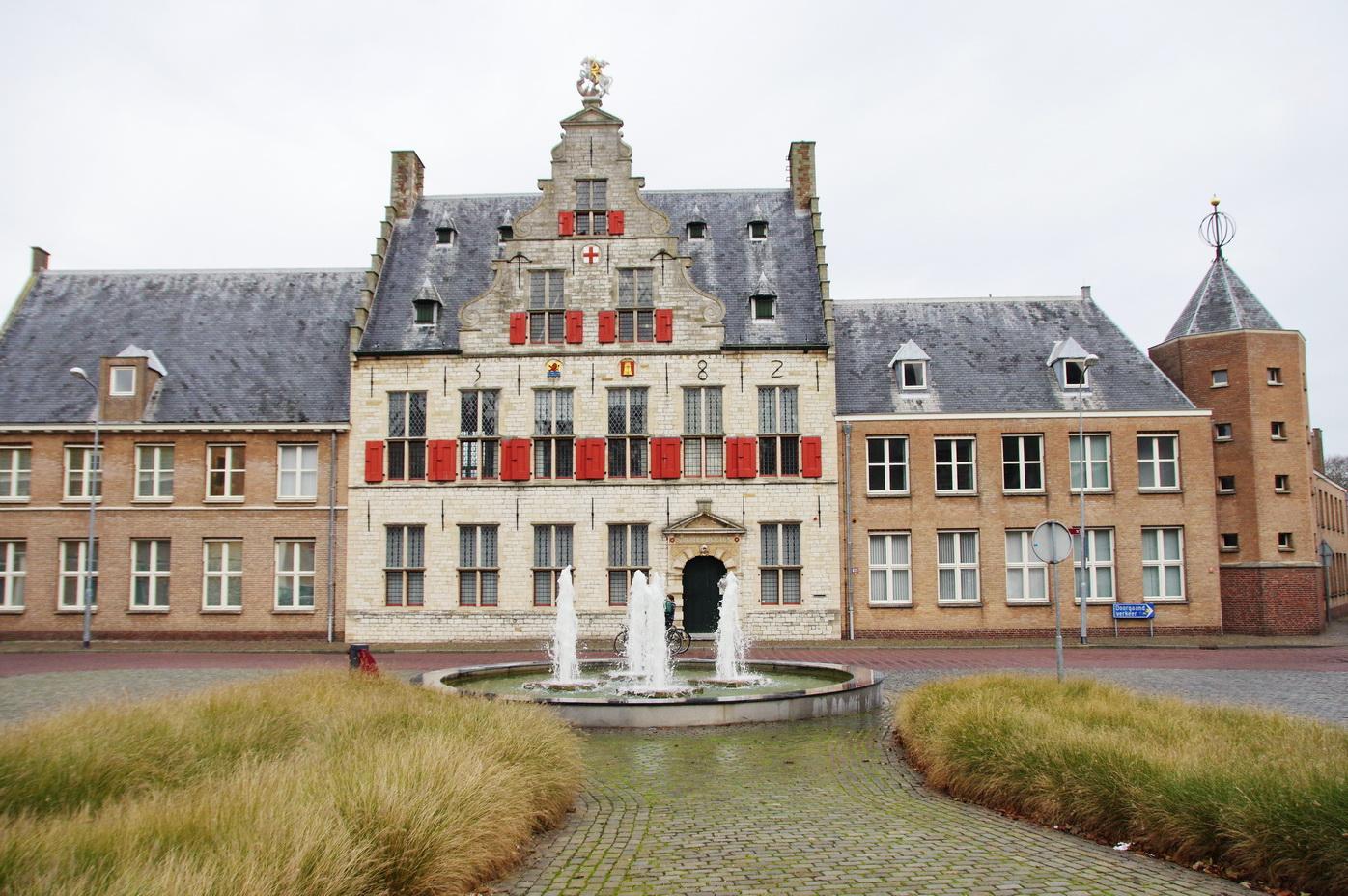 Zeeland - Middelburg TH 9