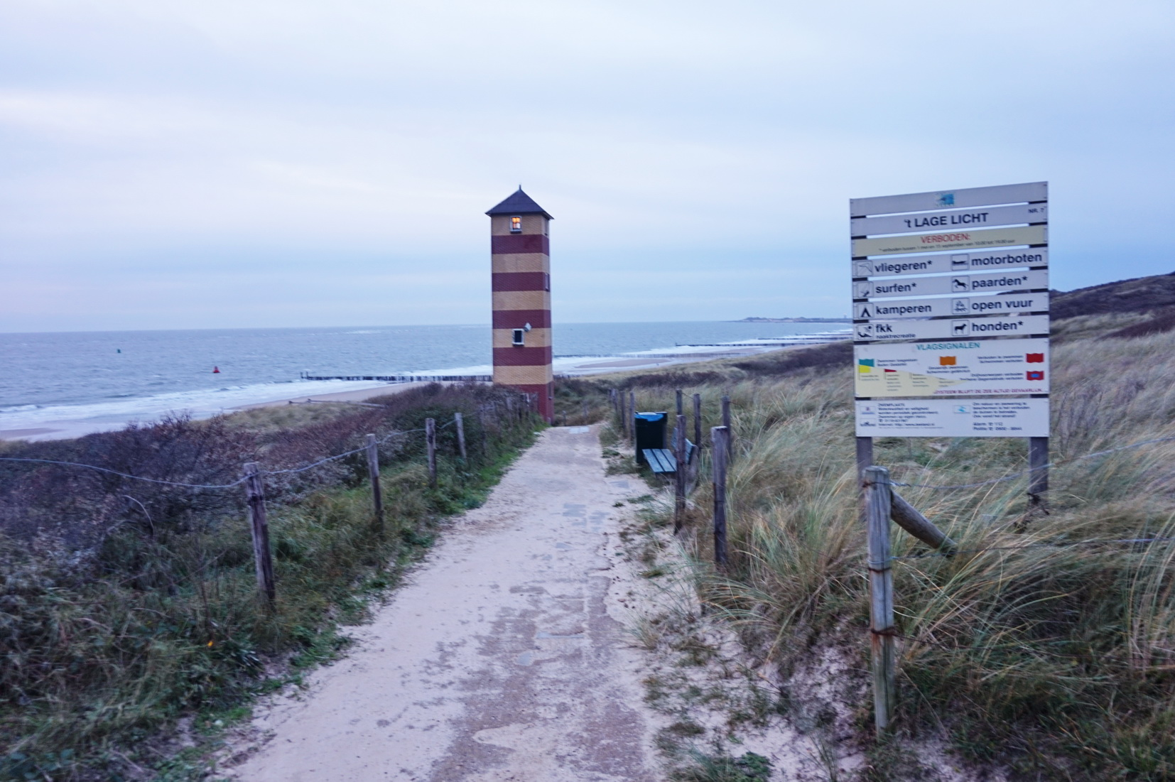Zeeland - Strand von Dishoek 23