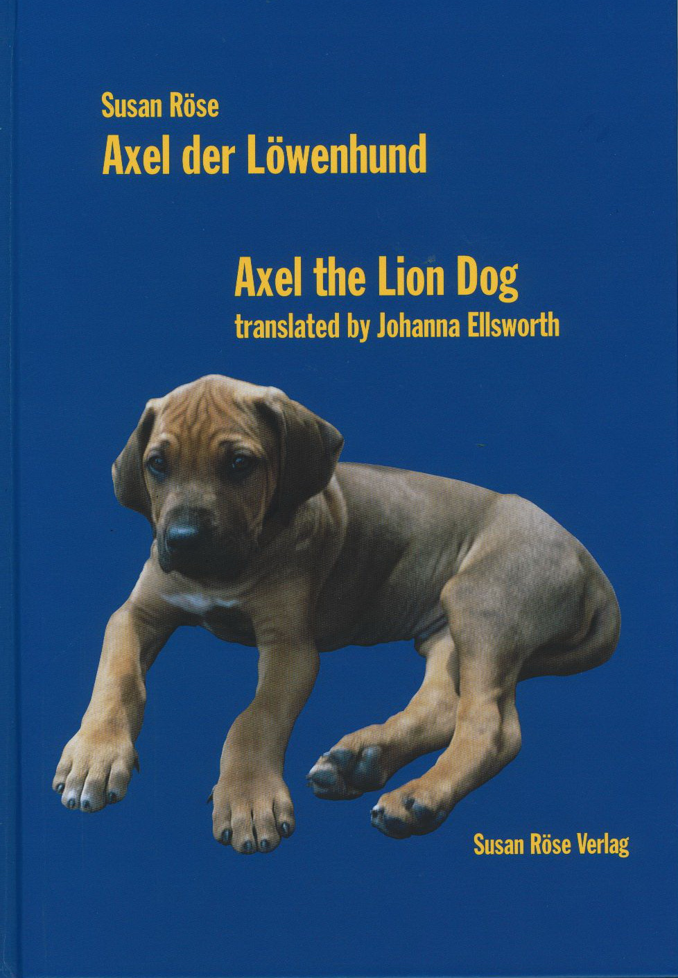 Axel der Loewenhund