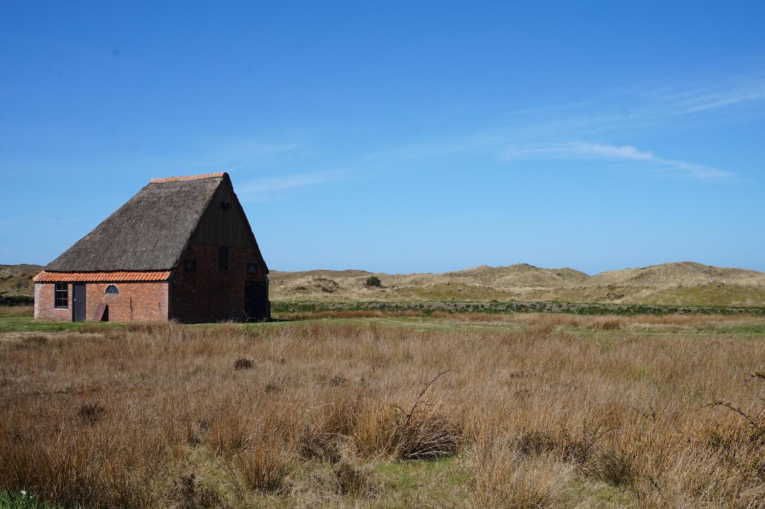 Texel - De Muy De Slufter De Nederlanden