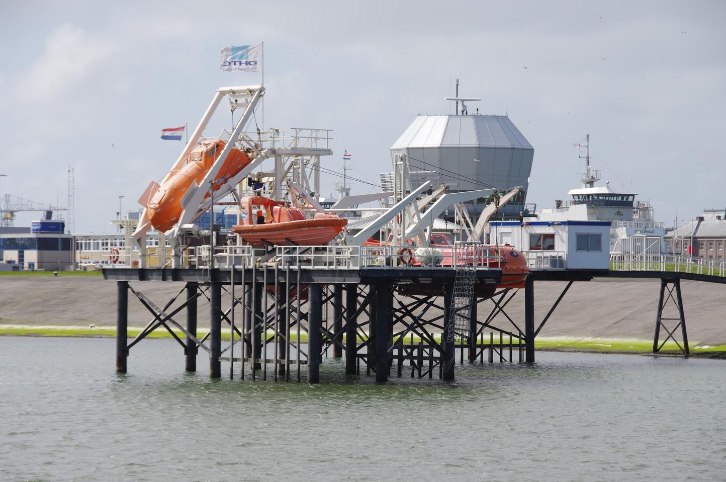 Texel - Schifffahrt Texel 44 TH 11