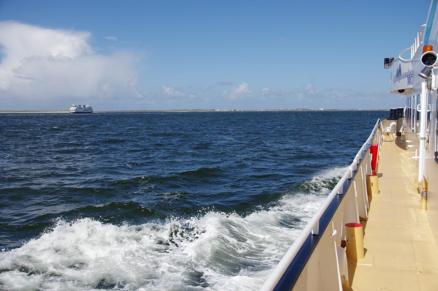 Texel - Schifffahrt Texel 44 TH 16