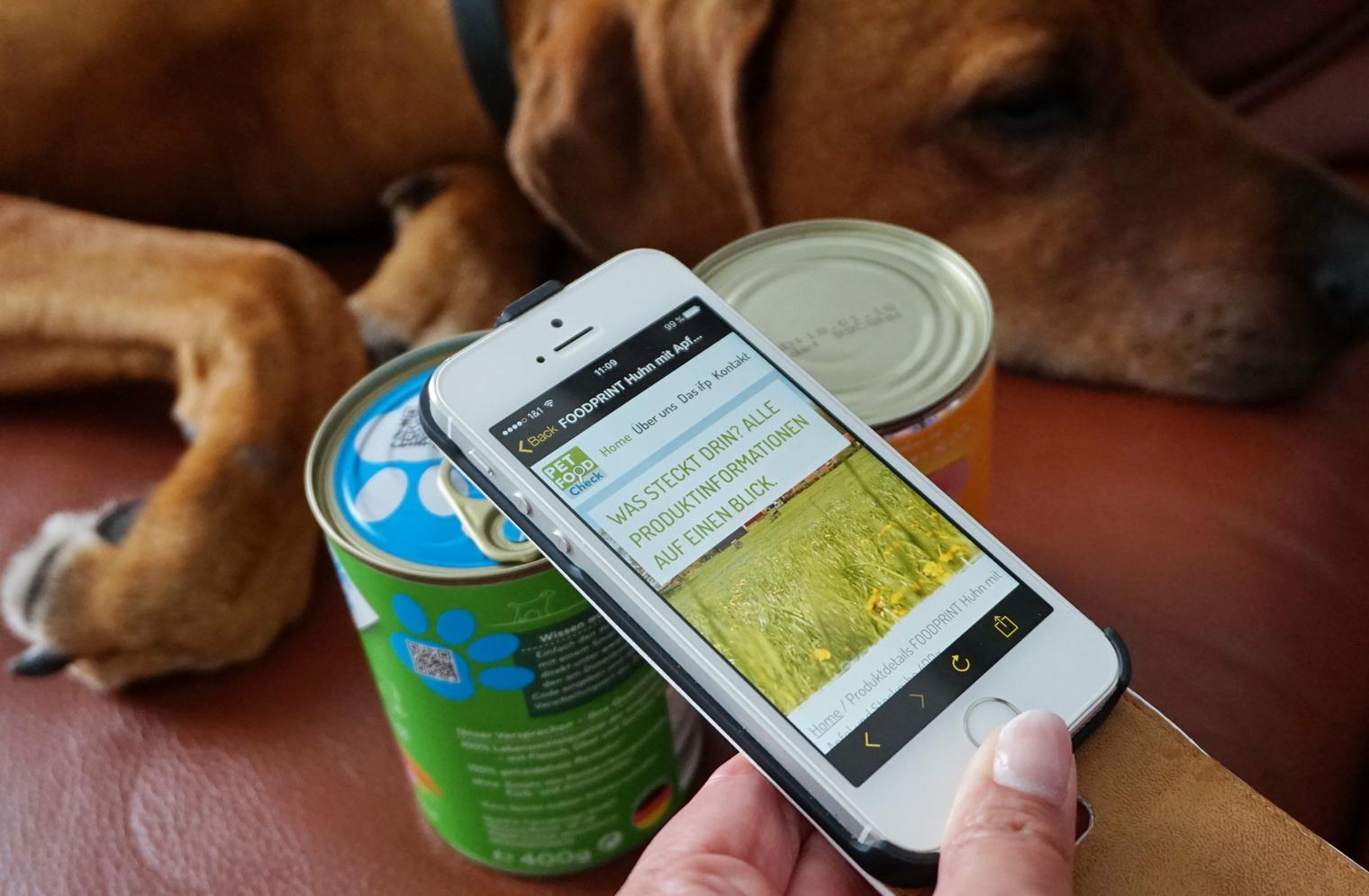 Foodprint Nassfutter Hunde 9