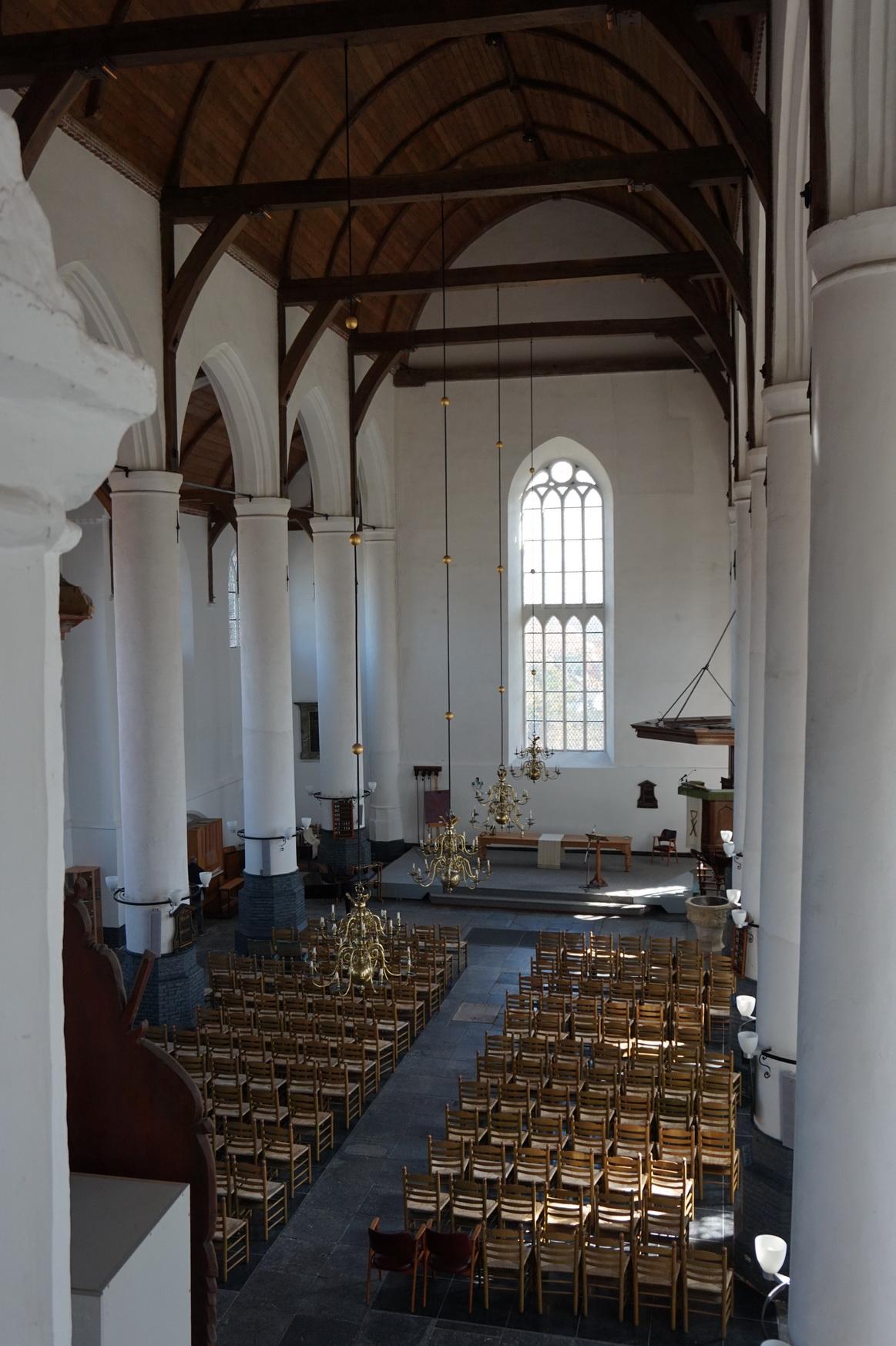 Texel - Den Burgh Kirche 4