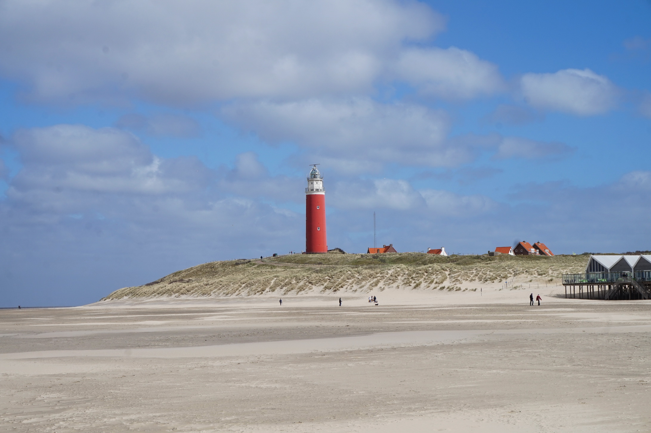 Texel - Leuchtturm 4