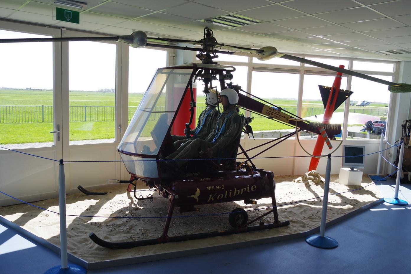 Texel - Luftfahrt- und Weltkriegsmuseum 1