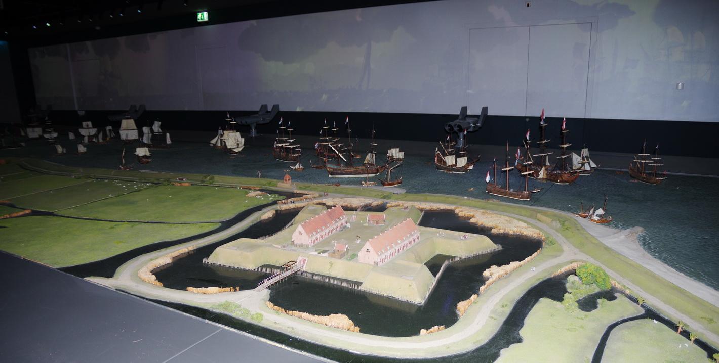 Texel - Museum Kap Skil TH 1
