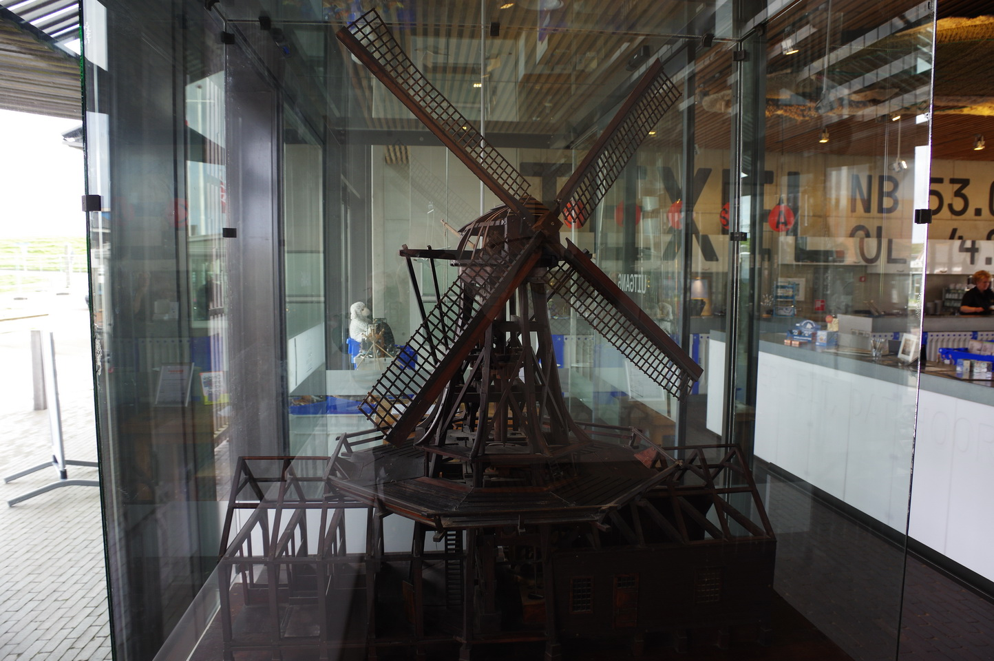 Texel - Museum Kap Skil TH 5