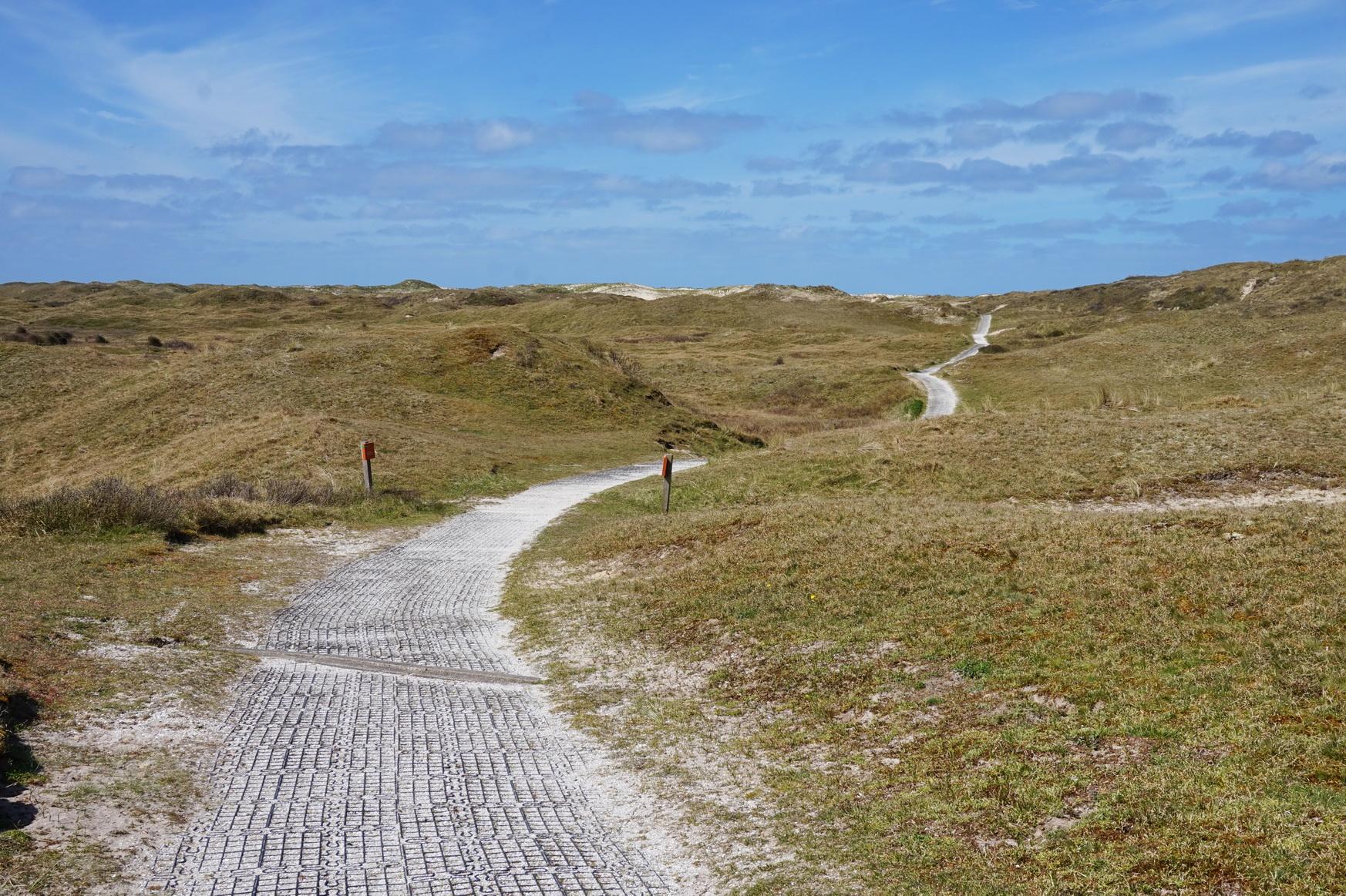 Texel - Strandspaziergang am Leuchtturm 10