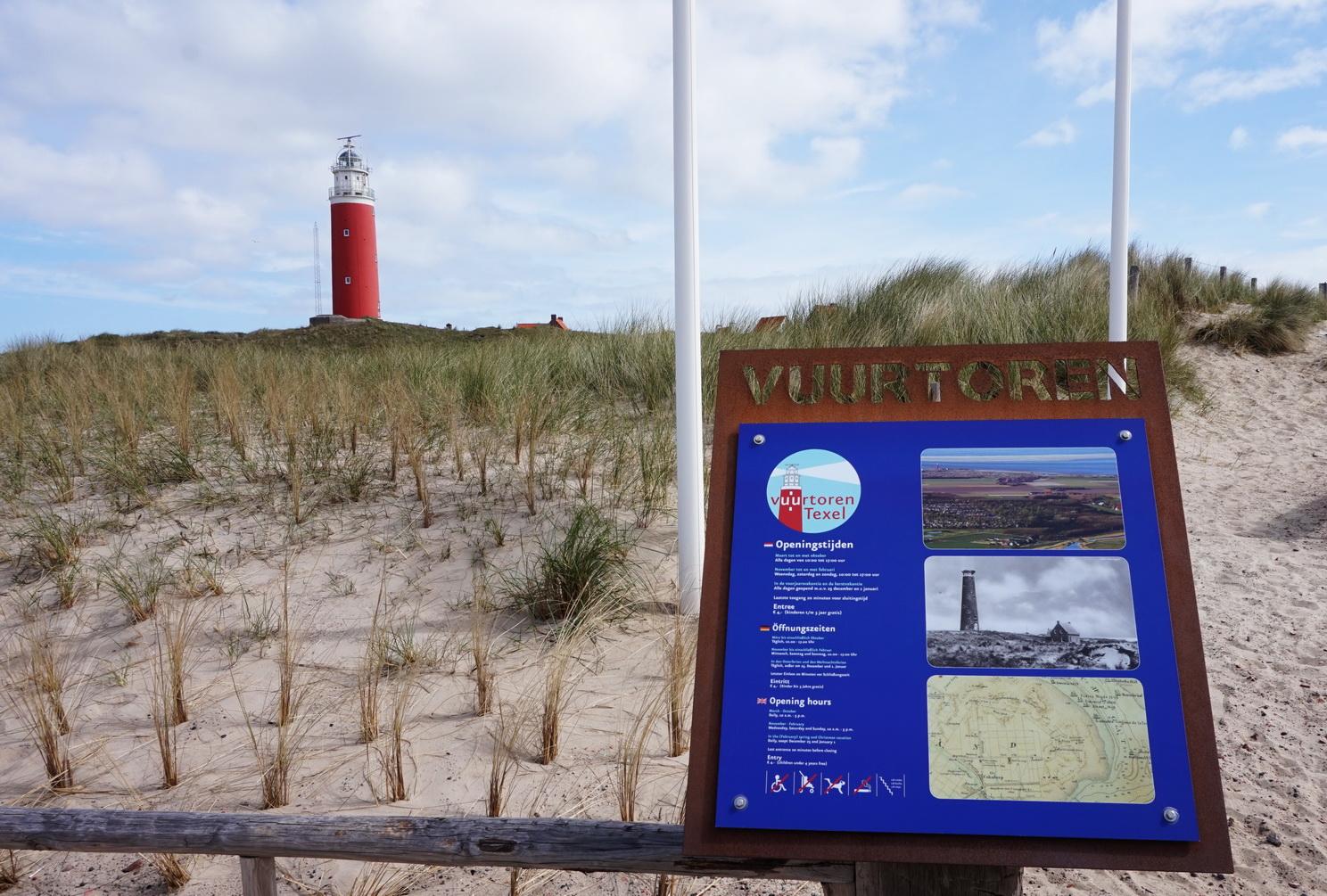 Texel - Strandspaziergang am Leuchtturm 7